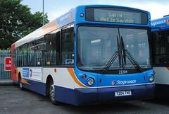 Stagecoach North East - 22204 - T204TND (Transport Photos UK) Tags: bus coach adamnicholson flickr travel nikond3000 transportphotosuk vehicle stockton adamnicholsontransport photos uk transport man alx300