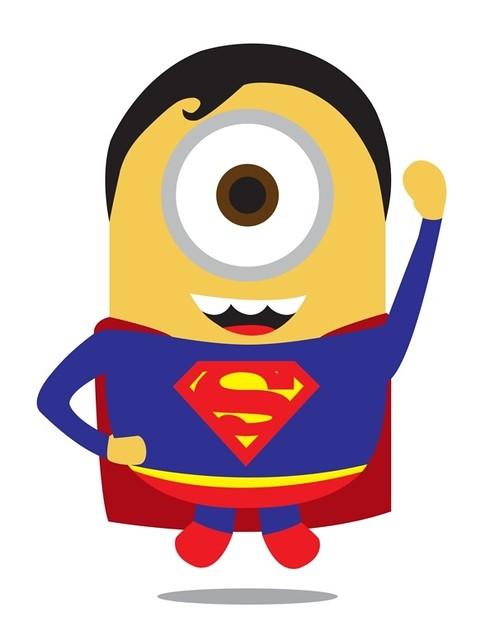 「神偷奶爸」小小兵 化身超級英雄!