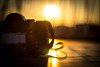 Waiting for the sunset (Pavel 'PAshaRome' Vavilin) Tags: sunset 50mm bokeh flare helios frommybalcony primelens manuallens russianlens sovietlens helios77 гелиос helios77m4 полтинник helios77m45018 гелиос77м4 гелиос77m45018