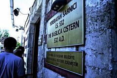 (Kourni Tinoco) Tags: art basilica istanbul kt cistern estambul turquía basilicacistern yerebatansarnici 2013 kournitinoco