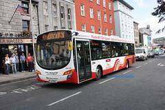 Bus Eireann VWL321 (12D8582). (SC 211) Tags: galway volvo wright buseireann eyresquare b7rle eclipse2 august2013 vwl321 12d8582