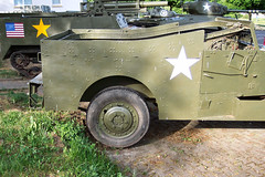"""M3 Scout Car (12) • <a style=""""font-size:0.8em;"""" href=""""http://www.flickr.com/photos/81723459@N04/9782299123/"""" target=""""_blank"""">View on Flickr</a>"""