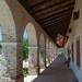 Mission San Antonio Arcade