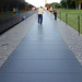 Maya Lin, Vietnam Veterans Memorial, paving