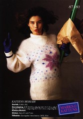 Kattens_12 (Homair) Tags: vintage sweater fuzzy fluffy mohair markskattens