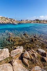 Crique des les Lavezzi (Sonick Photographie) Tags: mer turquoise bleu paysage plage rochers crique