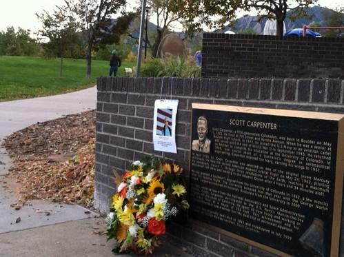 Photo - In Memory of Scott Carpenter