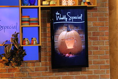 IMG_3768 (Indiana Public Media) Tags: halloween television tv university indiana flags pirate local bloomington weeklyspecial wtiu
