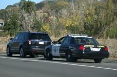 Highway Patrol Cruiser Marin County (Steven P. Moreno) Tags: california northerncalifornia us ticket freeway marincounty highwaypatrol trafficsafety speedingticket novatocalifornia stevenpmoreno stevenmorenospix2013 trafficpatol