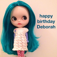 Happy birthday Deborah155