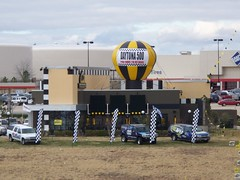 Inflatables | Buffalo Wild Wings