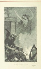 """British Library digitised image from page 468 of """"The Complete Poetical and Dramatic Works of Sir Walter Scott. With an introductory memoir by W. B. Scott. With illustrations"""""""