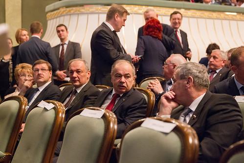Члены Совета Федерации