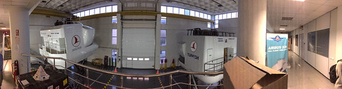 Flight Simulator room