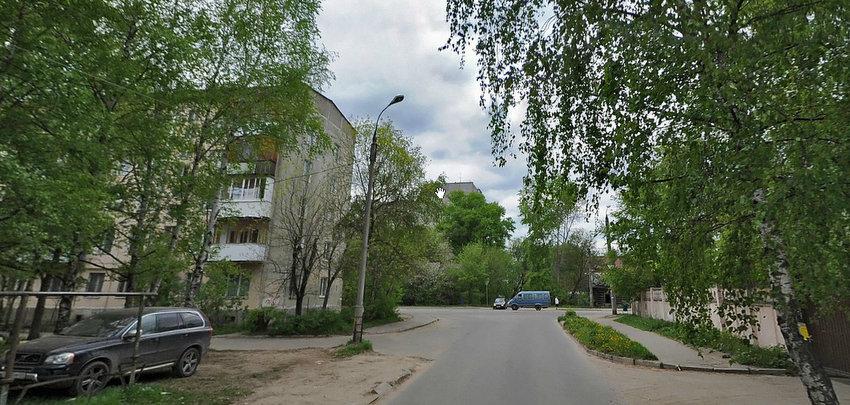Бывшая 3-я улица Никитина в Твери, где жили Мандельштамы