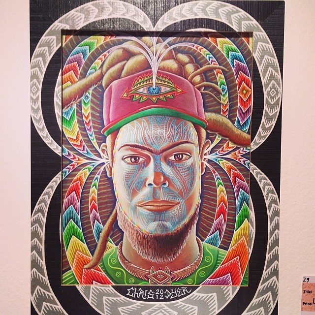 """Re-unión"" de Chris Dyer #art #arte #arteenlima #artinlima"