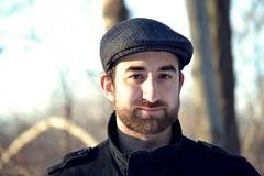 Mark (LauraJSwindle) Tags: people usa ny man male men hat portraits beard parks millpond wantagh nikond3100