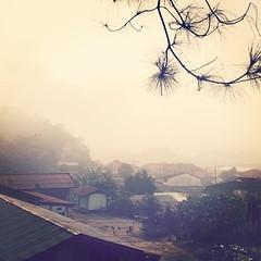 วิวจากวัดเวียงกาคำ ต.เทอดไทย อ.แม่ฟ้าหลวง จ.เชียงราย  #hipstamatic #ig_siam #igt_shotz #ig_thailandia #igersthailand #insta_thailand #walkwaywhy #thailand #thaistagram #thailand_allshot #superb_shots #special_shorts #loves_siam #gf #gf_thailand #rural