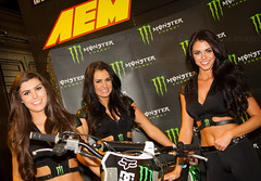 Arenacross at the LG Arena in Birmingham @amberrosemalone @CORINNEPOWELL @CharlotteEmma88 (Steven Roe Images) Tags: