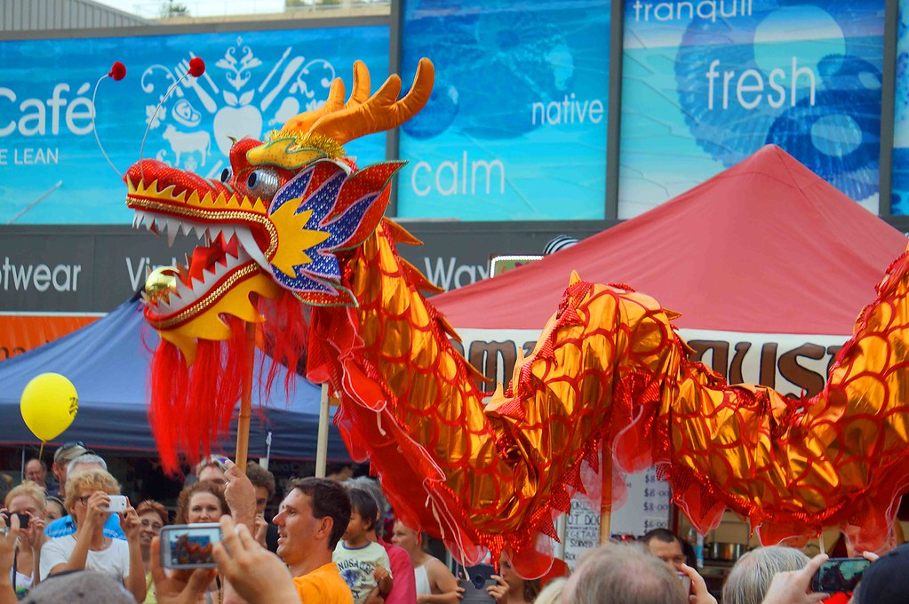 Chinese New Year Celebrations In Indonesia Expat