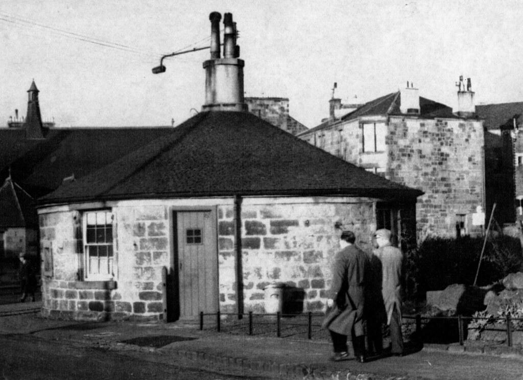 The Round Toll Pollokshaws, 1950s