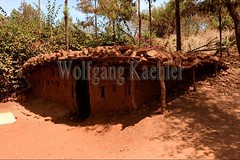 10071762 (wolfgangkaehler) Tags: africa people tanzania person african traditional hut eastafrica eastafrican tanzanian karatu traditionalhouse tanzaniaafrica traditionalhome mudbrickbuilding mudbrickarchitecture earthroof {vision}:{outdoor}=0917 iraqwvillage