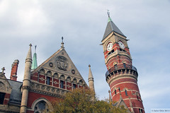 Jefferson Market (Canadian Pacific) Tags: city usa newyork building clock public architecture america us downtown unitedstates state manhattan library american lower avenue sixth 6th 1877 1870s jeffersonmarket 425 ofamerica victoriagothic oftheamericas aimg1360