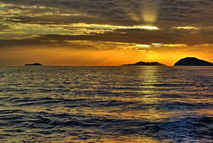 CROATIAN SUNSET (vanadis6) Tags: sunset d50 nikon photos expression croatia discovery dubrovnik