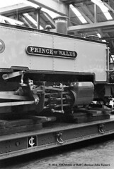 03/01/1983 - National Railway Museum, York. (53A Models) Tags: york train 9 railway steam britishrail nationalrailwaymuseum narrowgauge princeofwales valeofrheidol 262t