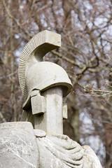 Helmet (Ralph Apeldoorn) Tags: statue germany deutschland beeld duitsland detmold hermannsdenkmal noordrijnwestfalen