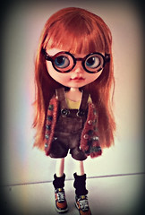 New ginger girl