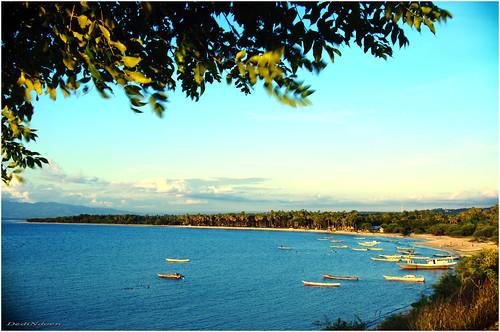 Garis Pantai Lasiana - Manikin
