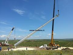 9 Turbina Minieolica 60kW coolbine italia