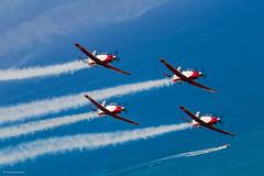 IMG_6877 (xnir) Tags: happy israel telaviv team day force aviation air tel aviv independence t6 aerobatic nir 66th texanii benyosef xnir  idfaf