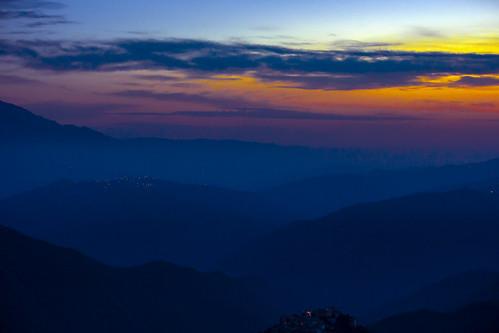 great sunset algeria