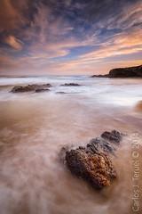 Calblanque. (Carlos J. Teruel) Tags: sunset atardecer nikon mediterraneo tokina murcia nubes rocas inverso marinas filtros polarizador gnd xaviersam carlosjteruel d800e badpter