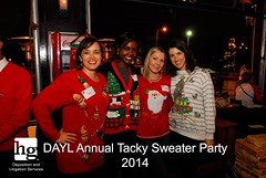"DAYL 2014 Tacky Sweater Party • <a style=""font-size:0.8em;"" href=""http://www.flickr.com/photos/128417200@N03/15890589074/"" target=""_blank"">View on Flickr</a>"