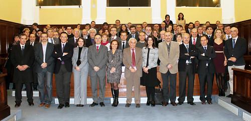 foto grupo CEI Madrid Ministerio