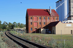 Mill at Gunnedah (Tim J Keegan) Tags: mill rural country australia nsw outback railtracks gunnedah blackstump westernnsw outbakc