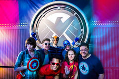 The Marvel Experience: We are the Agents of S.H.I.E.L.D (mayhemstudios) Tags: geek sandiego cosplay shield superheroes marvel agents avengers digitalla kevinwinston agentsofshield themarvelexperience marvelexperience