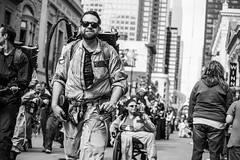 Calgary Comic and Entertainment Expo Parade of Wonders 2016 (Michael Mckinney (Find my Twitter @MMckinneypho) Tags: canada calgary costume comic expo cosplay parade entertainment fantasy alberta fi ghostbusters sci wonders 2016