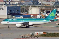 Airbus A320-214 EI-DEM Aer Lingus (EI-DTG) Tags: barcelona spain bcn airbus aerlingus a320 planespotting airbus320 barcelonaairport aircraftspotting eidem 17nov2015