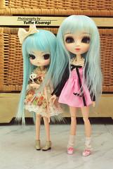 Mother's love (Yuffie Kisaragi) Tags: dahlia doll dolls dal pullip cinderella reen aoi obitsu rewigged rechipped obitsus darony