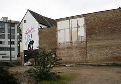 Brache, Darmstadt 2016 (Spiegelneuronen) Tags: stadtmitte darmstadt brachekrone