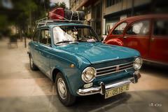 """Carretera y Manta II """"Seat 850 1973"""" (*Alphotos) Tags: vintage seat coche 850 clsico vehculo alphotos"""