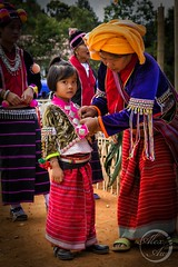 Colorful Cultural Dress
