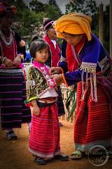Colorful Cultural Dress