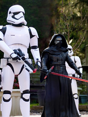 MAY THE 4TH BE WITH YOU (silverhead2009) Tags: dark star force luke lord solo darth empire jedi stormtrooper knight ren lightsaber wars vader sith deathstar awakens kylo