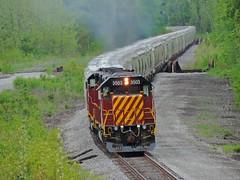 The Pusher (Trains & Trails) Tags: railroad train diesel engine transportation locomotive dunbar helper 3501 swp fayettecounty emd 3503 standardcab bowest southwestpennsylvaniarailroad