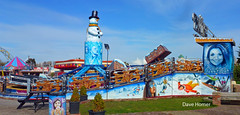 Southport Pleasureland 2016 (The Great Innuendo) Tags: park ride fairground waltzer roller theme coaster funfair wallis amusements southport pleasureland sefton dodgem silcocks